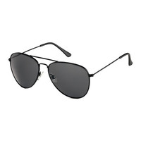 H&M - Sunglasses - Black - Ladies