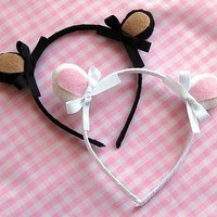 Black Bear Headband