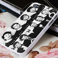 5 Second Of Summer and One Direction for iPhone 4/4s/5/5s/5c - iPod 4/5 - Samsung Galaxy s2/s3/s4 Case