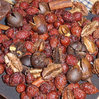 Prim Fixins, One Cup Cinnamon Botanicals, Potpourri Christmas Autumn Holiday, Primitive