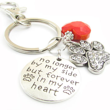 No Longer by my Side Pet Loss Gift