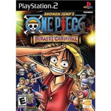 Shonen Jump's One Piece: Pirates' Carnival PS2 Video Game NIB Bandai Namco NIP new in sealed package