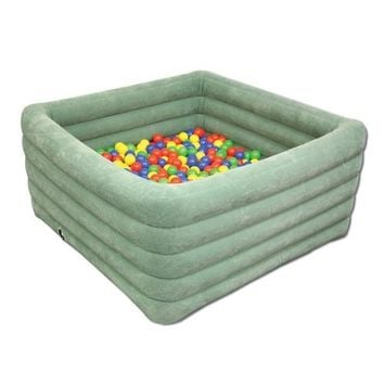 Abilitations SpaceSAVER Ball Pit - 64 x 64 x 29 - Balls Not Included