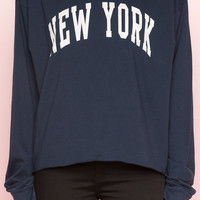 Camila New York Top - Prints - Graphics