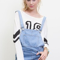 Huckleberry Denim Overalls