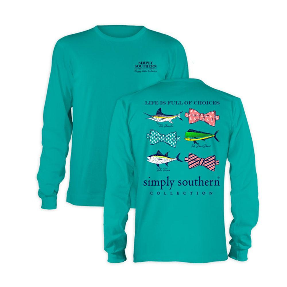 Palmetto moon simply southern prep fish from palmetto moon for Fishing shirt of the month