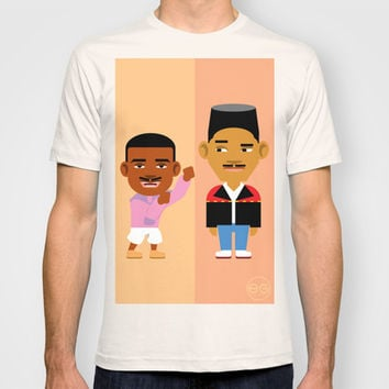 The Fresh Prince T-shirt by Evan Gaskin