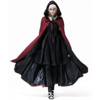 Red Riding Hood gothic cape - Punk Rave