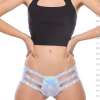Prism Cutout Bottoms