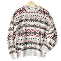 """""""Steal This Ski Sweater From Your Boyfriend"""" Ugly Sweater - The Ugly Sweater Shop"""
