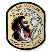 Moon of my Life Patch