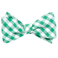 Classic Gingham  - Kelly Green