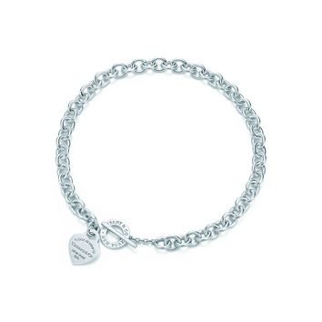 Tiffany & Co. - Return to Tiffany®:Heart Tag Toggle Necklace
