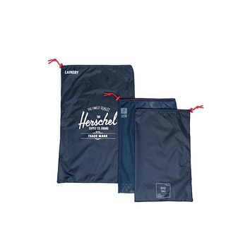 Herschel Supply Co. - Navy Red Laundry Bag