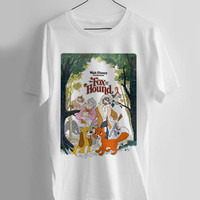 The Fox and the Hound T-shirt Men, Women Youth and Toddler