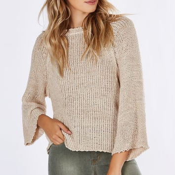 Get Knitty Cut Out Sweater