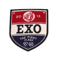 EXO Wolf88 Emblem Patch Type-01