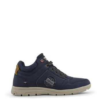 Carrera Jeans Blue Fabric Sneakers