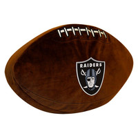 Oakland Raiders NFL 3D Sports Pillow