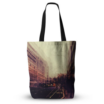 "Ingrid Beddoes ""London"" Everything Tote Bag"