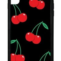 Black Cherry iPhone Xs Max Case