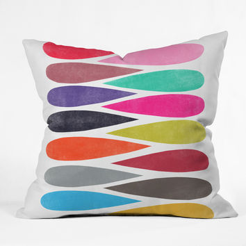 Garima Dhawan harmony 1 Throw Pillow