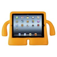 Speck Products iGuy Freestanding Case for iPad - Orange/Yellow (SPK-A1227)