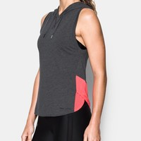 Women's UA Favorite Mesh Sleeveless Hoodie | Under Armour US