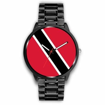 Trinidad and Tobago Watch with Different Bands