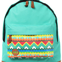 Mi-Pac The Native Backpack in Bermuda Blue : Karmaloop.com - Global Concrete Culture