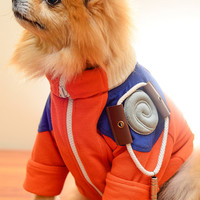 NARUTO UZUMAKI Dog Clothing