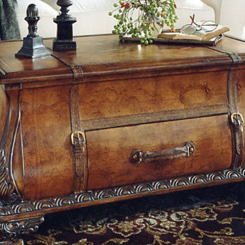 Butler Specialty Heritage Bombe Trunk Table - 0553070