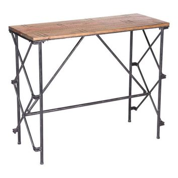 A11036 Esquil Console Table Brown