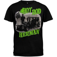 Munsters - Hotrod Herman T-Shirt
