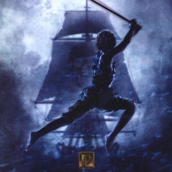 Peter Pan 11x17 Movie Poster (2003)