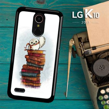 Hedwig Harry Potter Owl X4756 LG K10 2017 / LG K20 Plus / LG Harmony Case