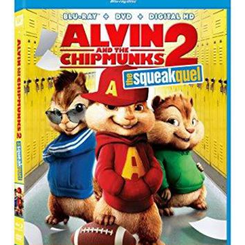 Alvin And The Chipmunks: The Squeakquel Triple Play