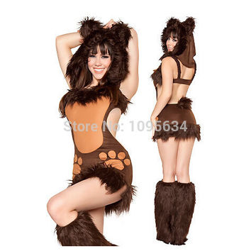 Plus size cardiganfree pp walsonstyles Ladies Fever Animal Fancy Dress Costume Hen Party Sexy Clubwear instylesinstyles women bl