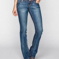 Rsq Austin Womens Bootcut Jeans Medium Blast  In Sizes