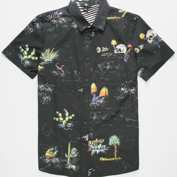 VOLCOM No Vacancy Mens Shirt
