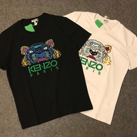 hcxx 1056 Kenzo embroidered short sleeves