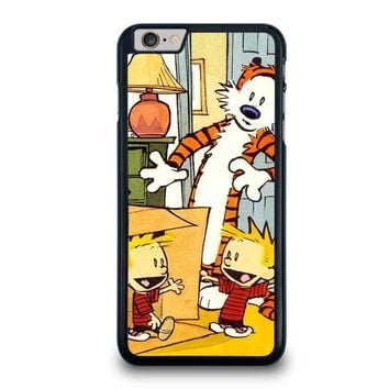 calvin and hobbes duplicator iphone 6 6s plus case cover  number 1