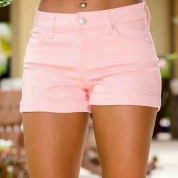 Our Favorite Pair of Blush Shorts Shop Simply Me Boutique Shop SMB – Simply Me Boutique