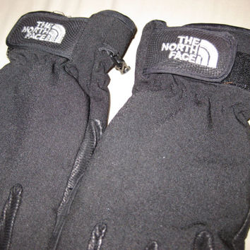 Sale!! Vintage The North Face Winter gloves Size Men's Large glove Free shipping within the USA