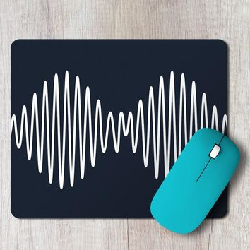 Rectangle Mouse Pad Arctic Monkeys Logo Cell Phone Case