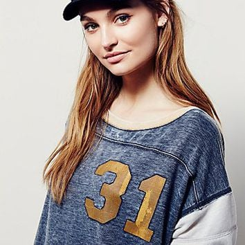 Free People Clubhouse Pullover