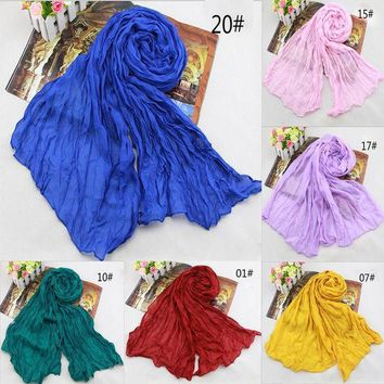 ESBU3C 2016 Summer Sunscreen American and Europe Candy Hot head scarf women's shawls and scarves india ladies female scarves headband