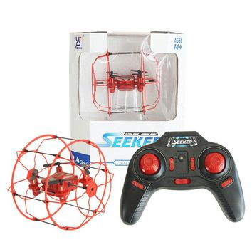 Mini Drone RC Quadcopter FY802 Mini 2.4Ghz Remote Control Quadcopter Wall Climbing Helicopter Drone Helicopter Aircraft