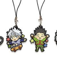 Hunter x Hunter charms