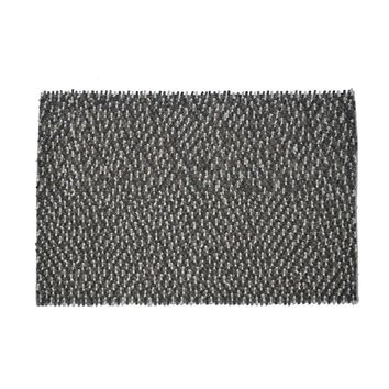 Chanda - Handmade Wool Braided Shaggy Rug | GFURN